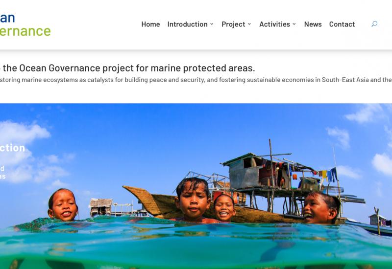 Ocean Governance Project Website